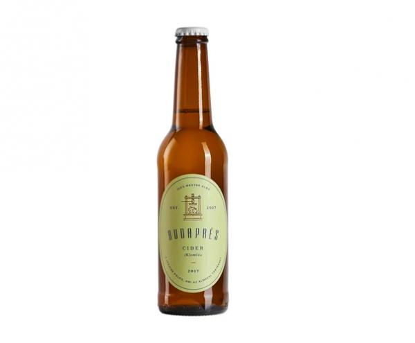 Budaprés Cider - Komlós 0.33 l