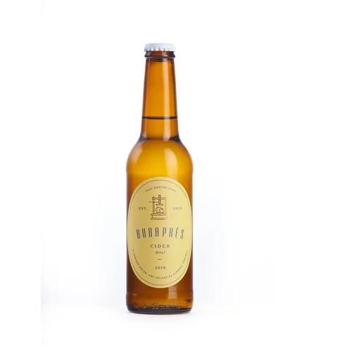 Budaprés Cider - Birs? 0.33 l