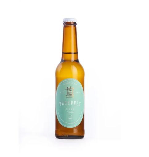 Budaprés Cider - Tisztás 0.33 l