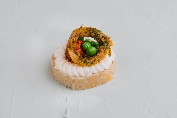 Camambert krémes szendvics