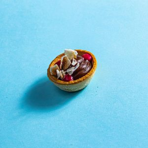 Sós-karamelles-tarte-kosár