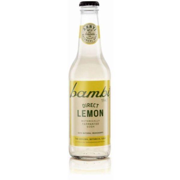 Bambi soda direct lemon 0.33 l