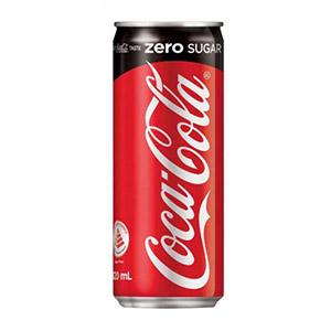 Coca Cola Zero – 0,33 l