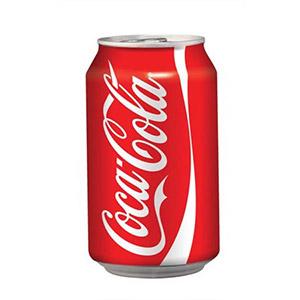 Coca Cola - 0,33 l